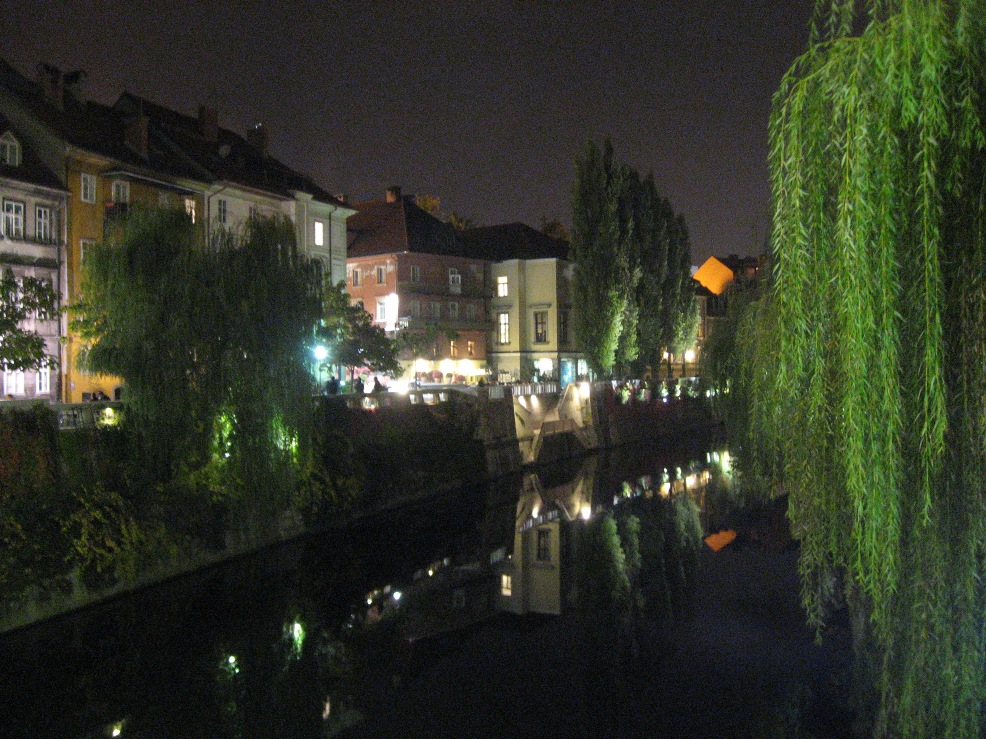 Ljubljanica River