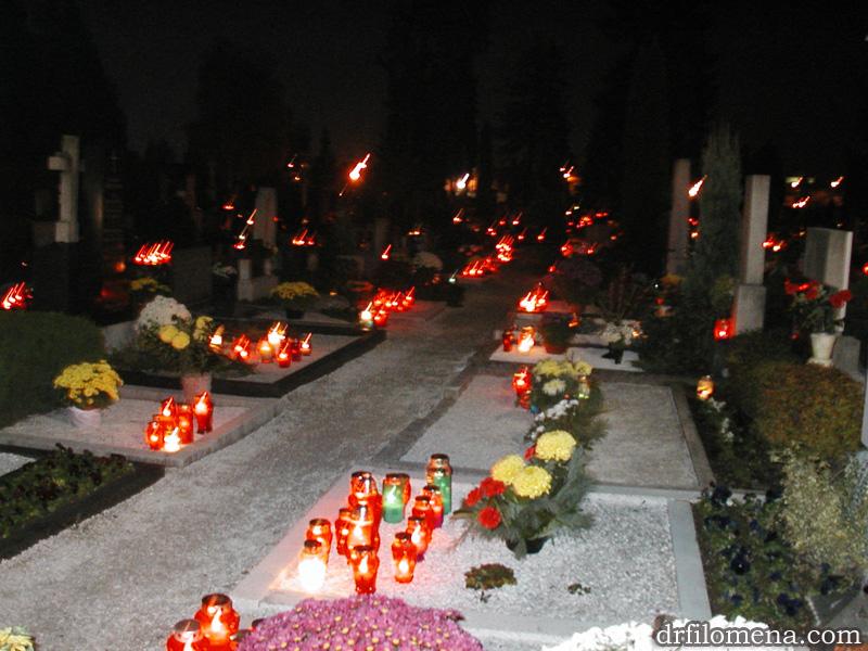 Žale cemetary in Ljubljana