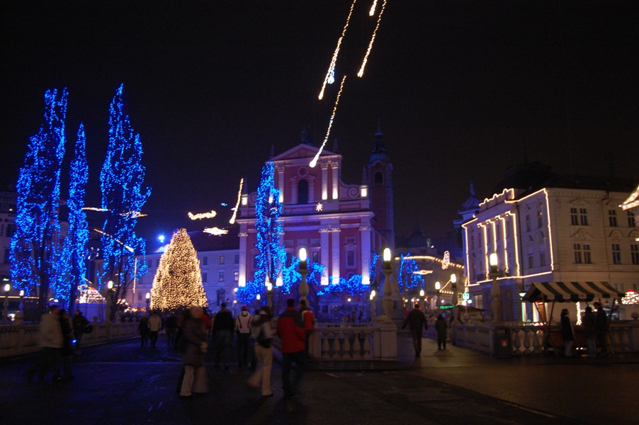 Ljubljana @ Christmas Season