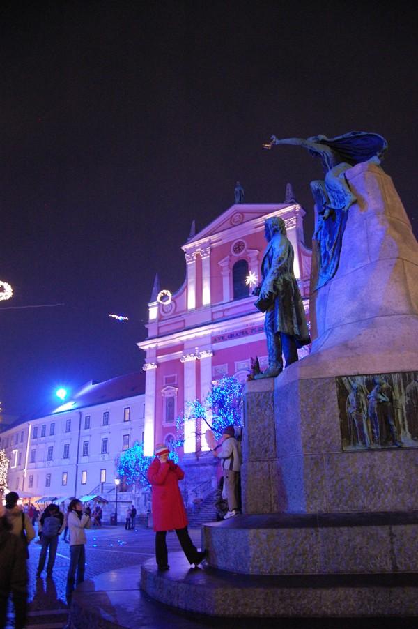 Ljubljana @ Christmas Season