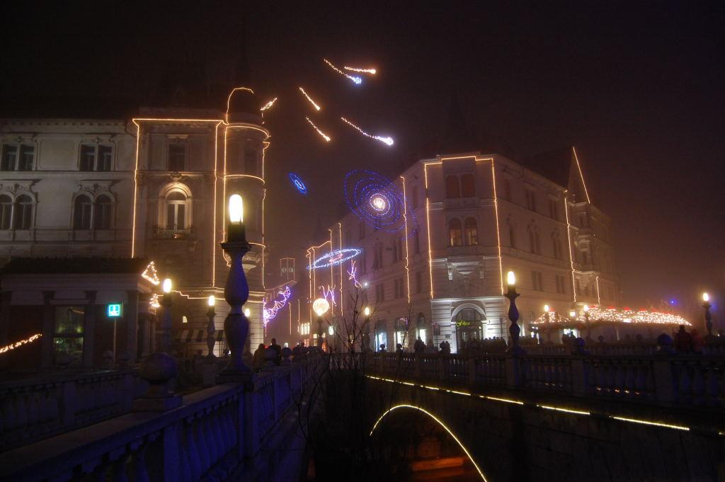 Ljubljana Lights