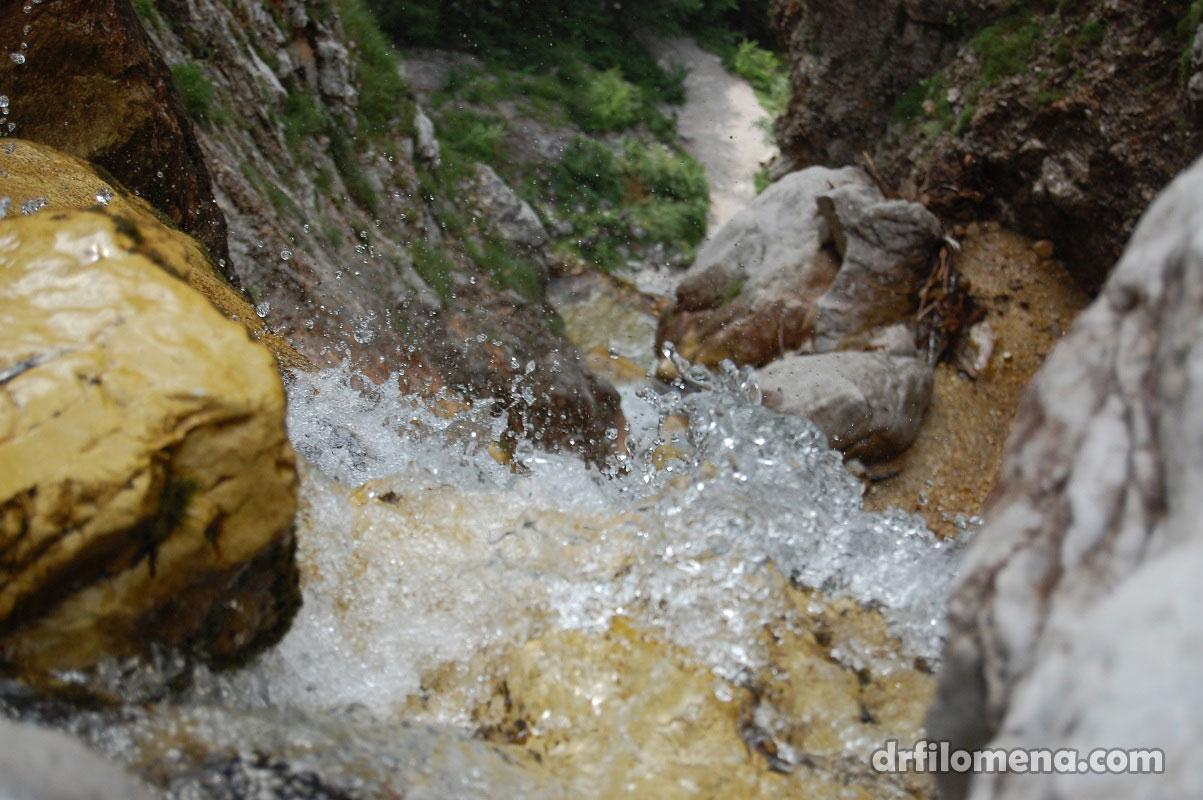 Waterfall Rinka