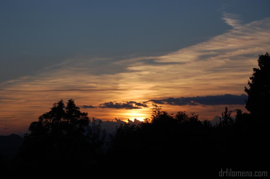 dusk dawn