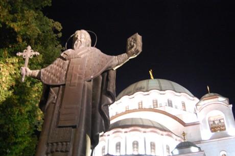 hram svetega save v beogradu