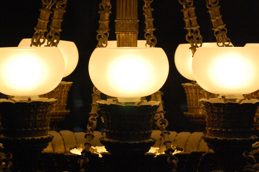 Lights in Versailles